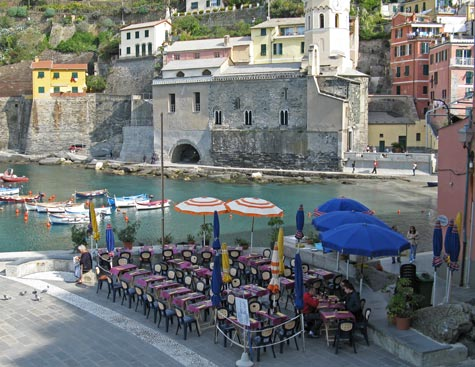 Vernazza Tourist Attractions